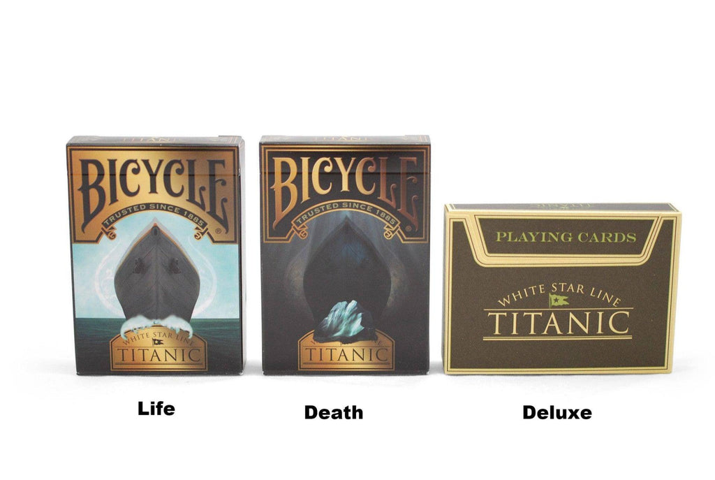 Titanic Playing Cards - RarePlayingCards.com - 2