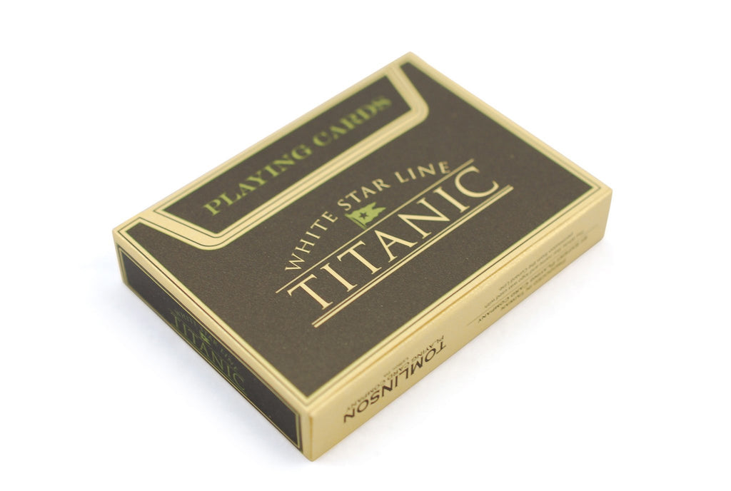 Titanic Playing Cards - RarePlayingCards.com - 4