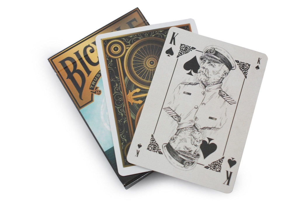 Titanic Playing Cards - RarePlayingCards.com - 8