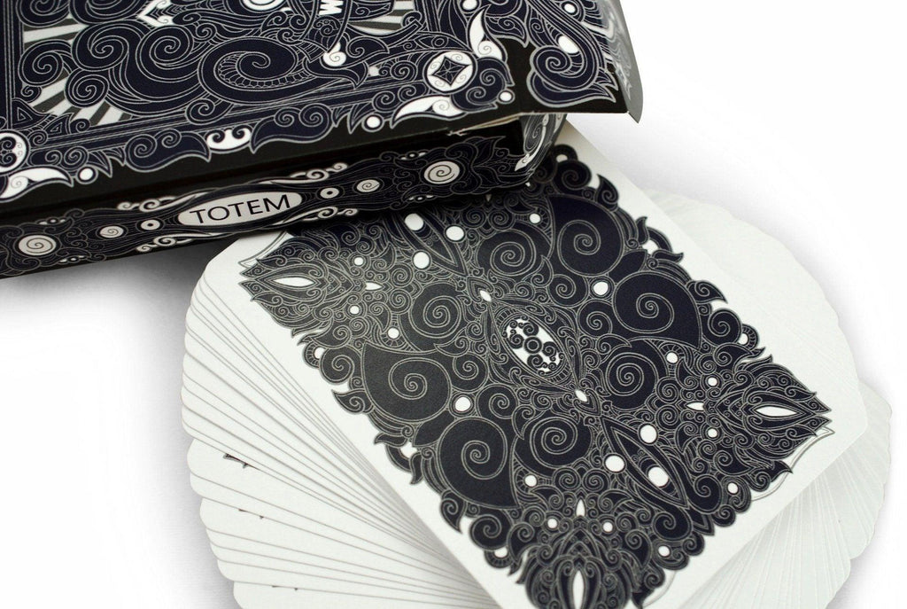Totem Playing Cards by US Playing Card Co.