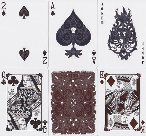 Totem Playing Cards