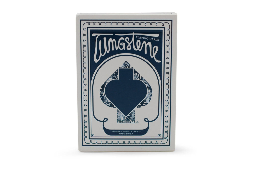 Tungstene Playing Cards - RarePlayingCards.com - 3
