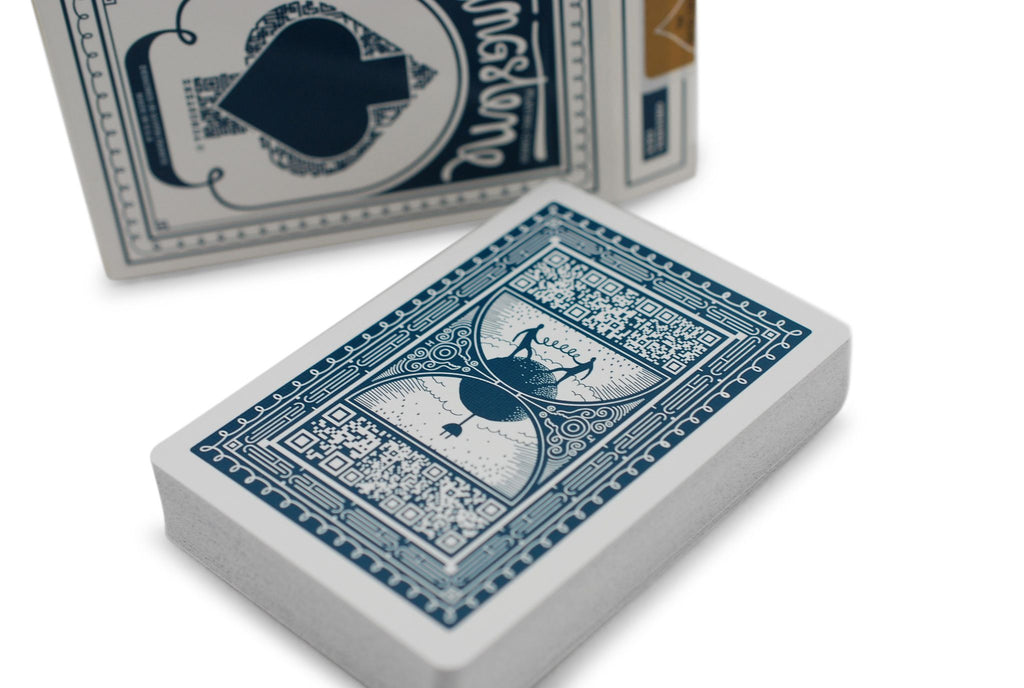 Tungstene Playing Cards - RarePlayingCards.com - 5