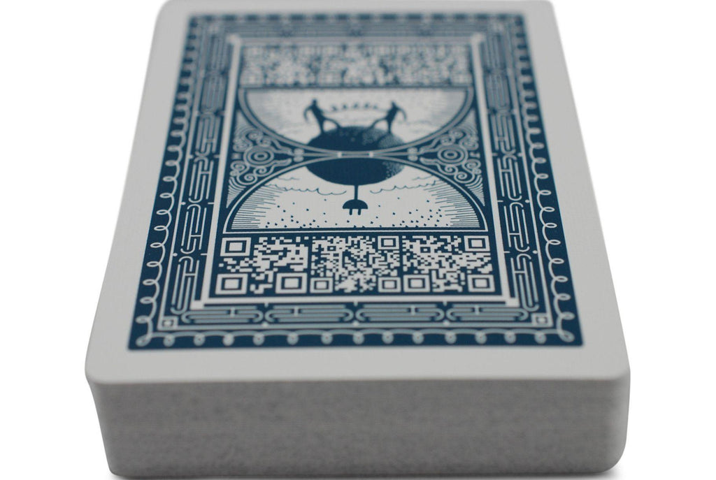 Tungstene Playing Cards - RarePlayingCards.com - 7