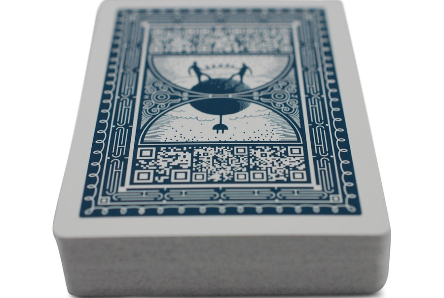 Tungstene Playing Cards by Dan & Dave