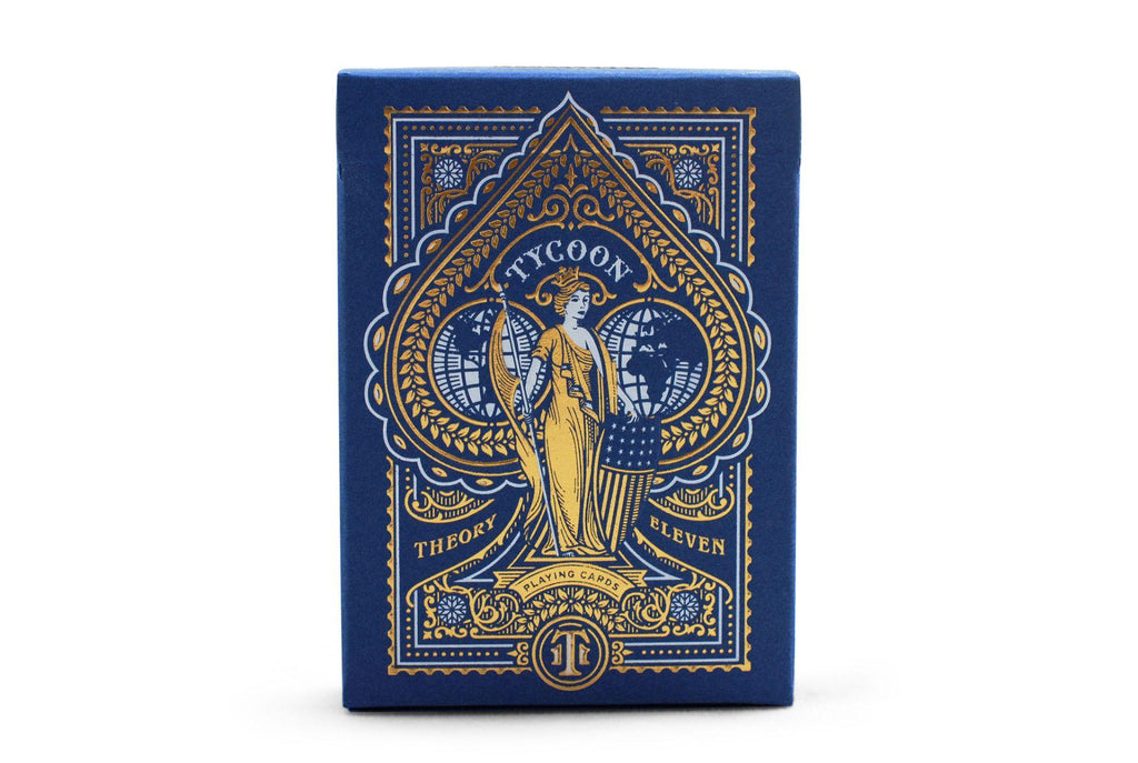 Tycoon Playing Cards - RarePlayingCards.com - 4