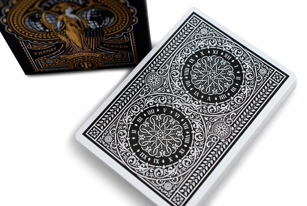 Tycoon, Black Edition Playing Cards