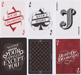 Type Deck Playing Cards by US Playing Card Co.