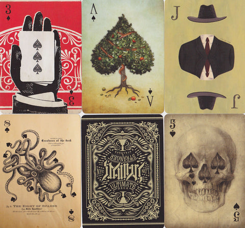 Ultimate Deck Playing Cards - RarePlayingCards.com - 1