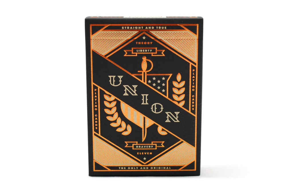 Union Playing Cards - RarePlayingCards.com - 2