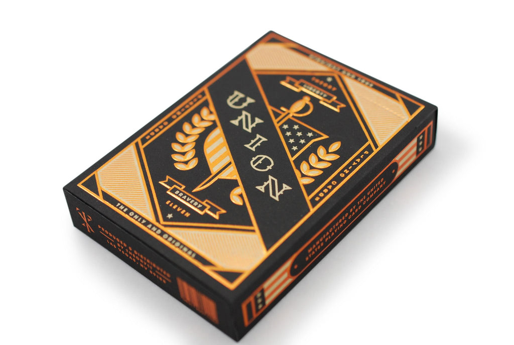 Union Playing Cards - RarePlayingCards.com - 4
