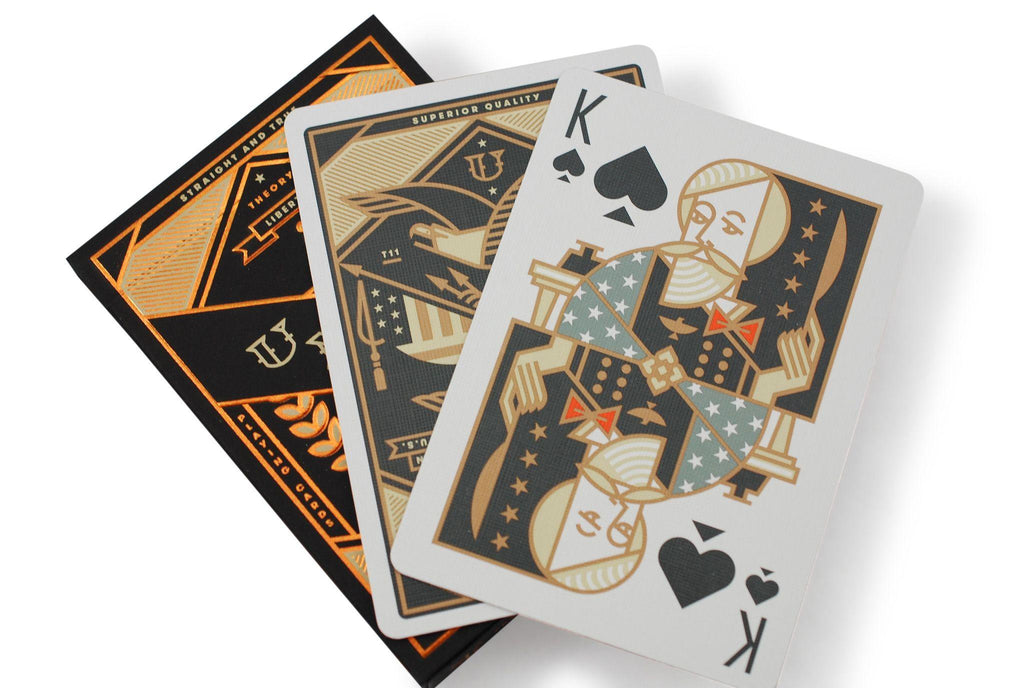 Union Playing Cards - RarePlayingCards.com - 7