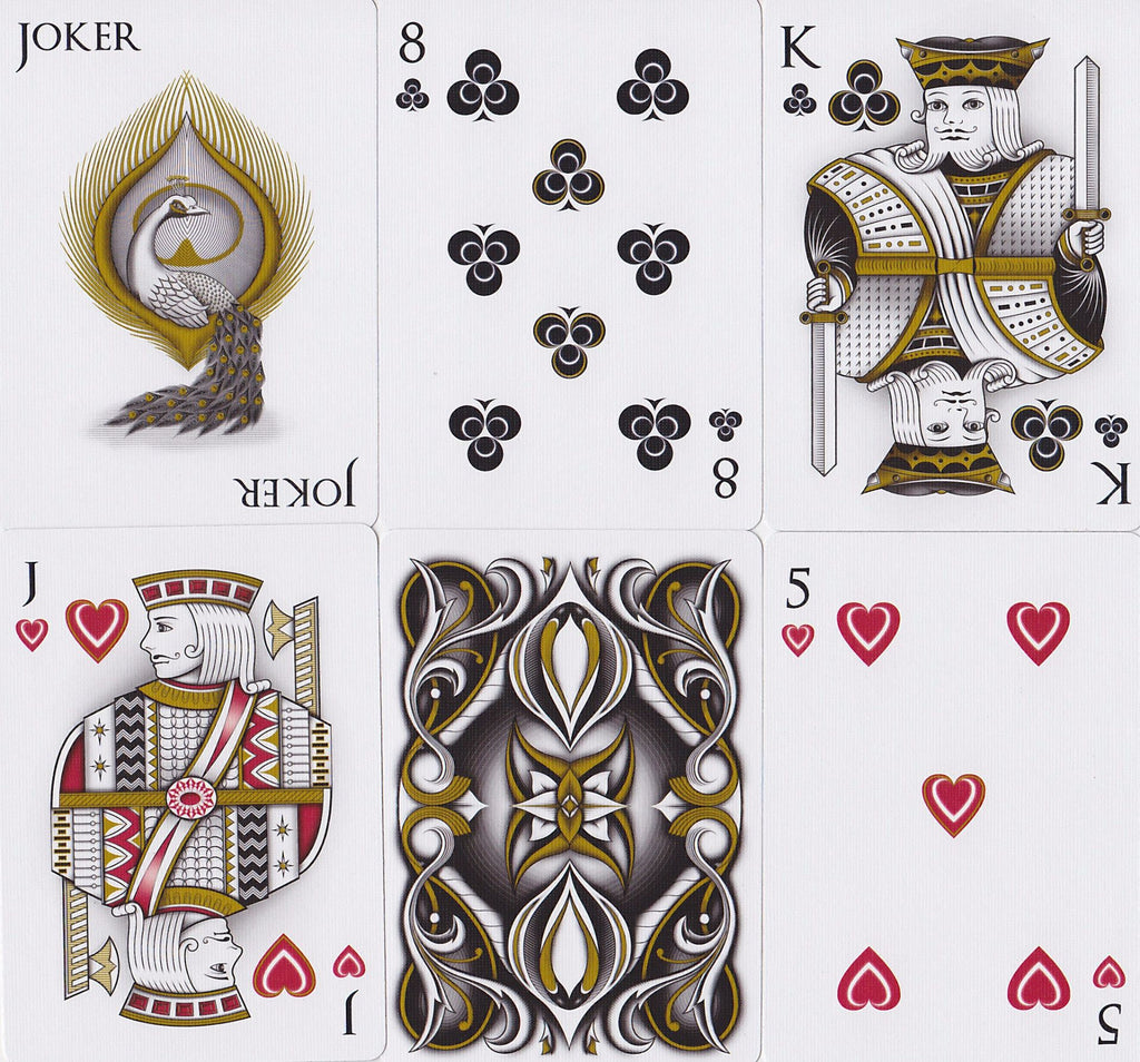 Verana Playing Cards - RarePlayingCards.com - 10