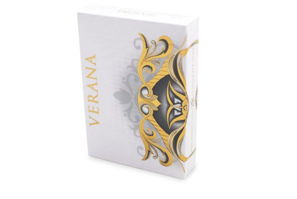 Verana Playing Cards - RarePlayingCards.com - 2