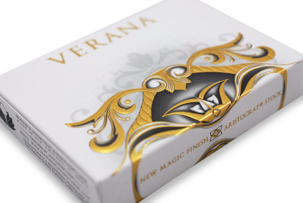 Verana Playing Cards - RarePlayingCards.com - 5