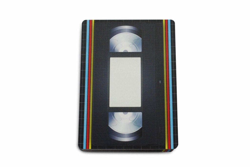 VHS Deck Playing Cards - RarePlayingCards.com - 7