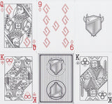 Victoria Playing Cards by Expert Playing Card Co.