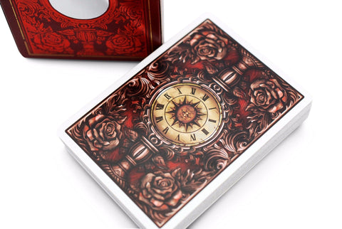 Victorian Room Playing Cards - RarePlayingCards.com - 1