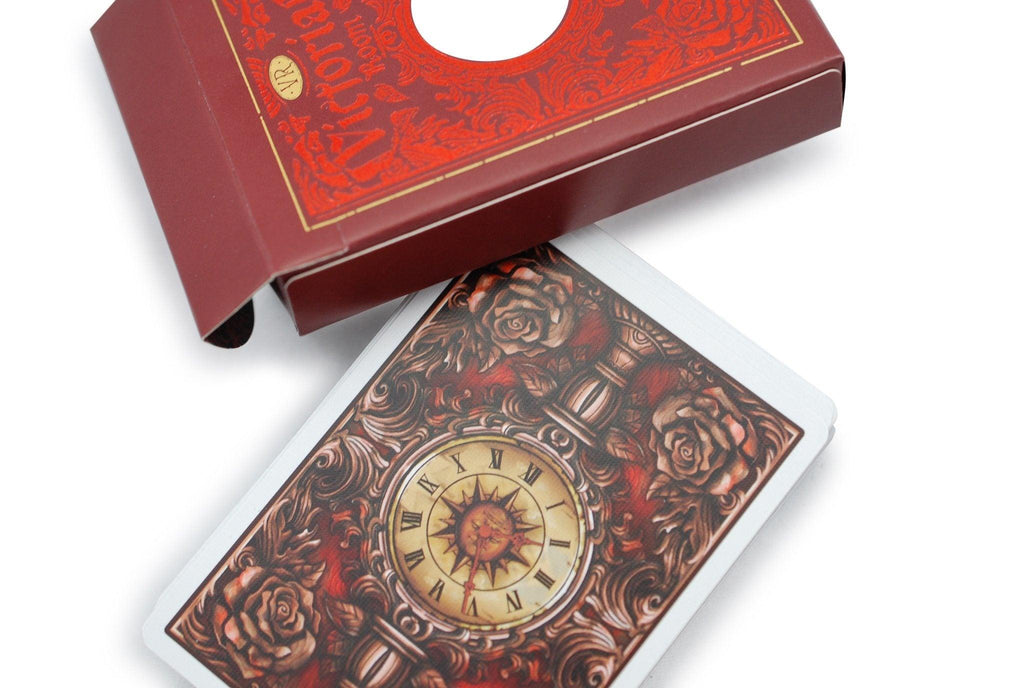 Victorian Room Playing Cards - RarePlayingCards.com - 5