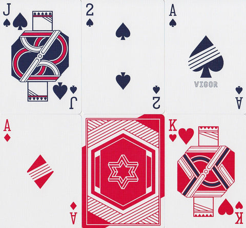 Vigor Playing Cards