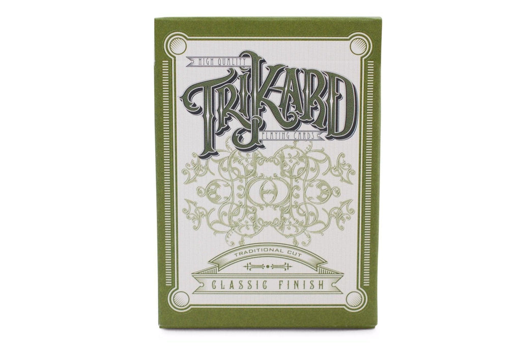 Viridian Playing Cards - RarePlayingCards.com - 2