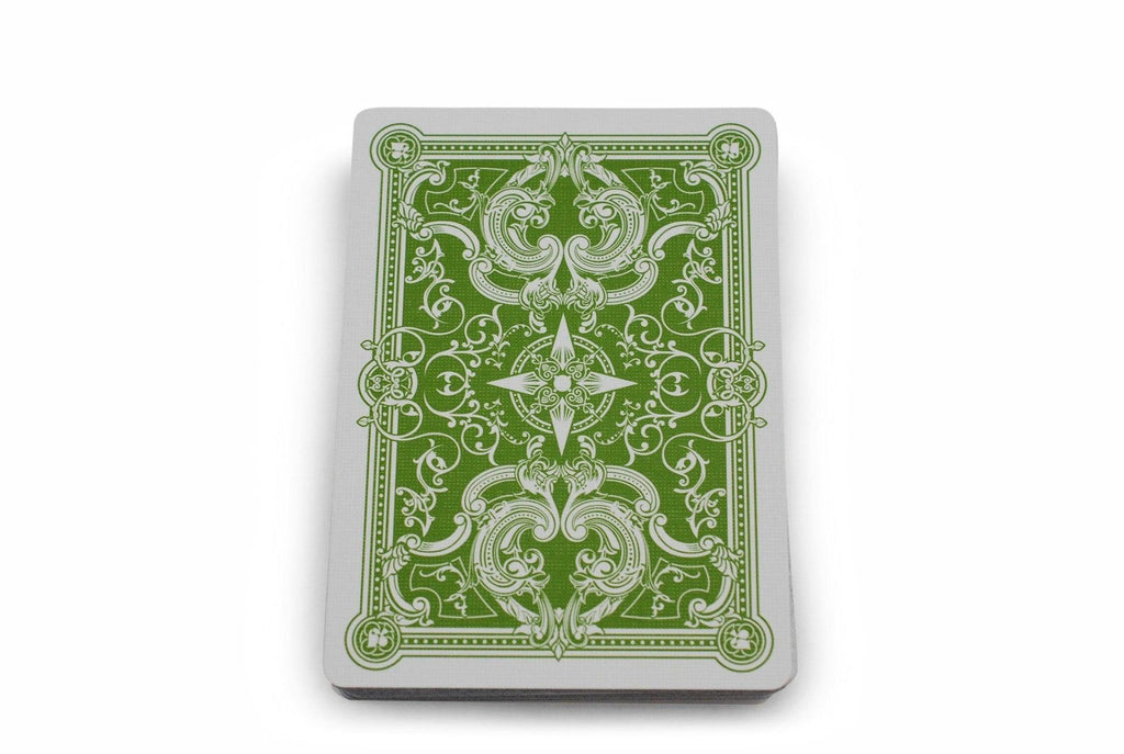 Viridian Playing Cards - RarePlayingCards.com - 6