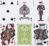 Viridian Playing Cards - RarePlayingCards.com - 8
