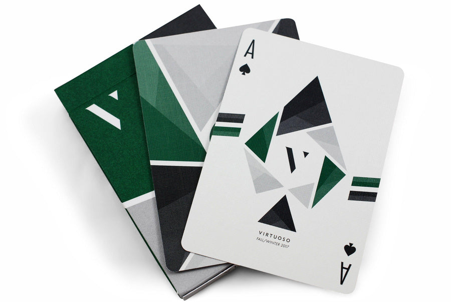Virtuoso Fall/Winter 2017 Playing Cards by The Virts