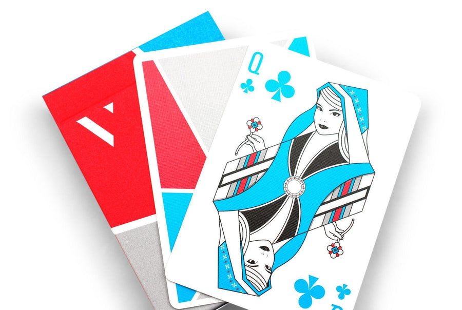 Virtuoso SS15 Playing Cards by The Virts