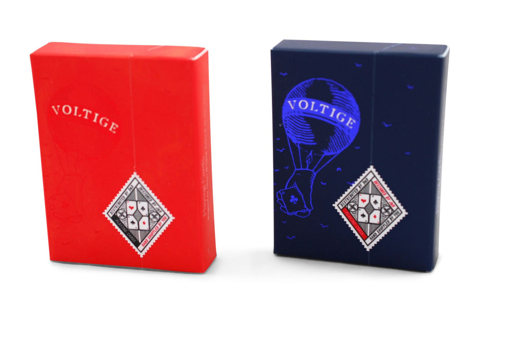 Voltige Playing Cards - RarePlayingCards.com - 2