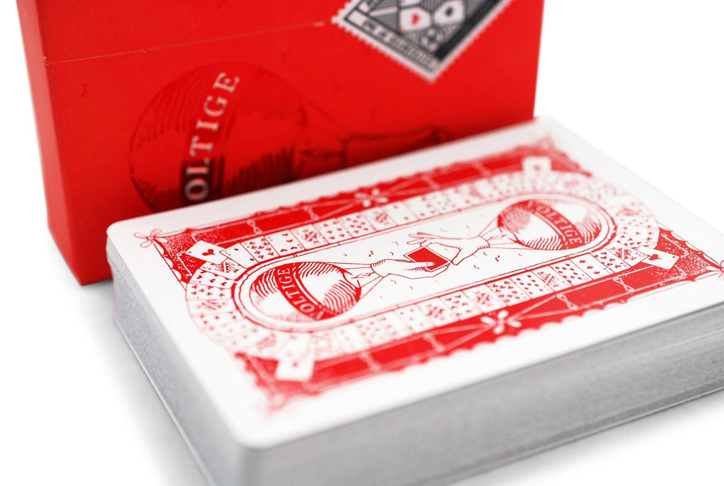 Voltige Playing Cards - RarePlayingCards.com - 6