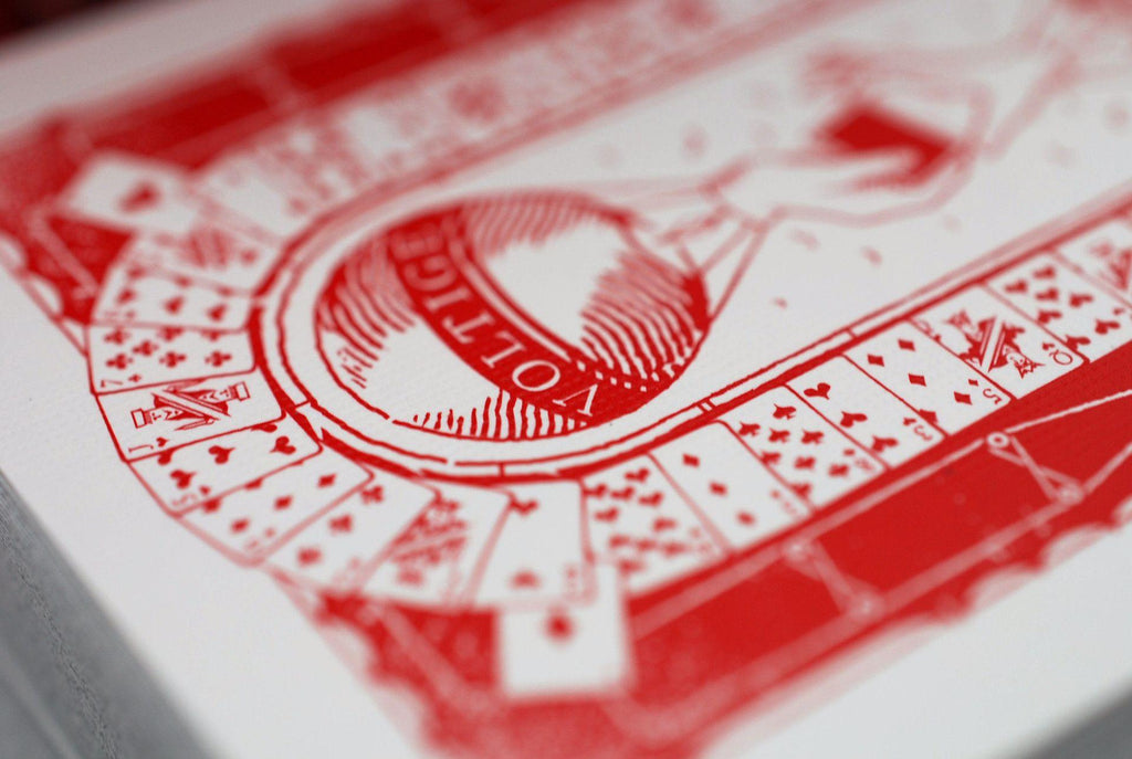Voltige Playing Cards - RarePlayingCards.com - 7