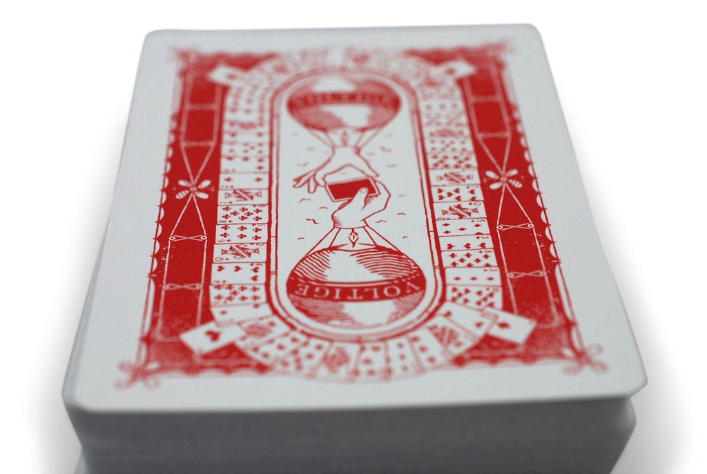 Voltige Playing Cards - RarePlayingCards.com - 8
