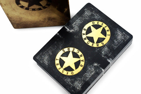 Wasteland: Desert Ranger Playing Cards by Expert Playing Card Co.
