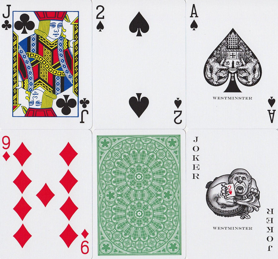 Westminster Playing Cards by Penguin Magic