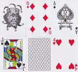 White Lions Playing Cards - RarePlayingCards.com - 12