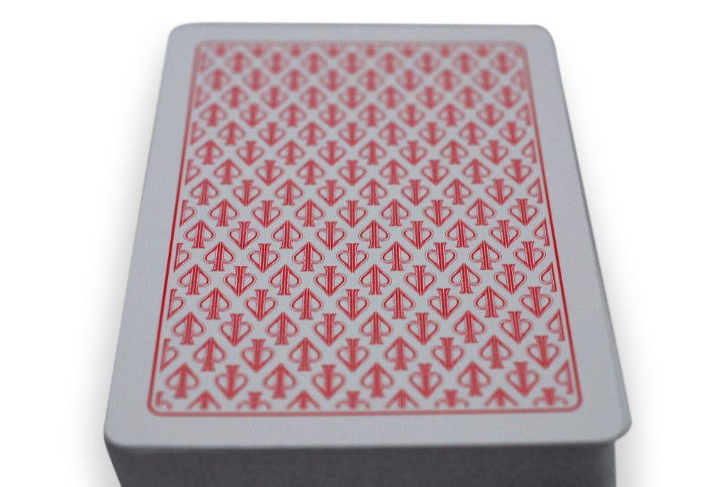 White Lions Playing Cards - RarePlayingCards.com - 8