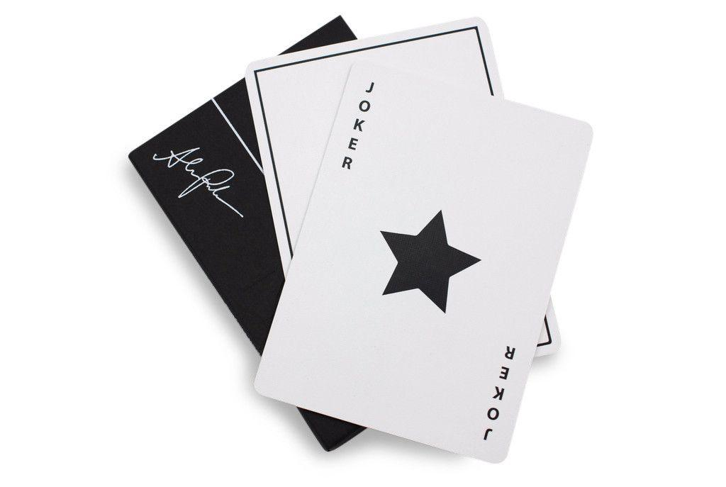 White NOC Playing Cards - RarePlayingCards.com - 8