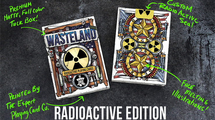 Wasteland: Radioactive