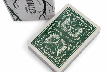 Woodlands Playing Cards by Penguin Magic