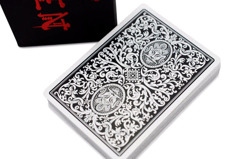 Zen Playing Cards - RarePlayingCards.com - 1