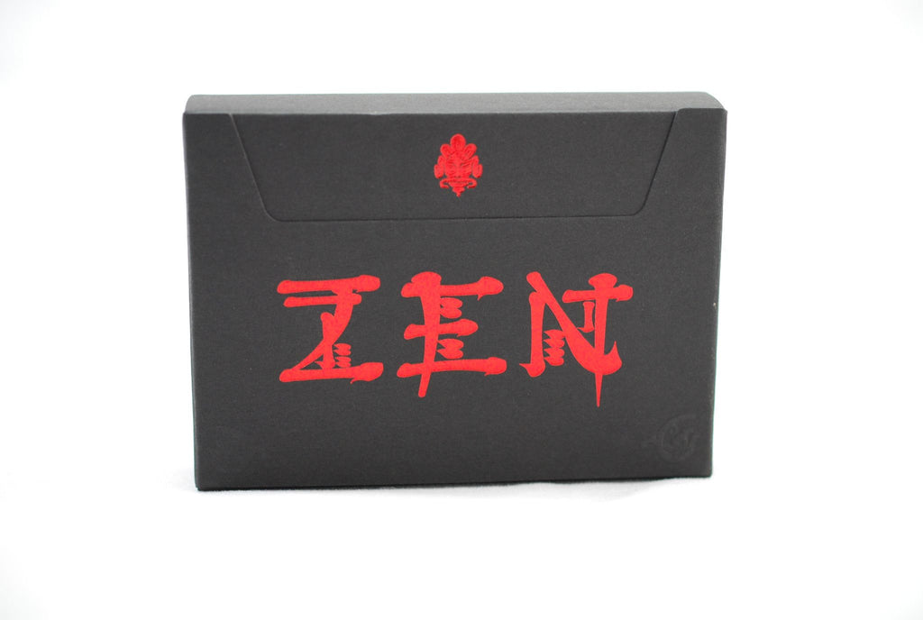Zen Playing Cards - RarePlayingCards.com - 4