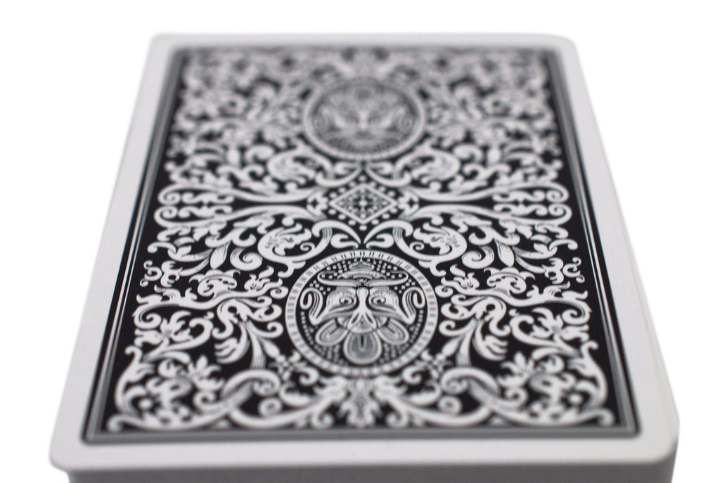 Zen Playing Cards - RarePlayingCards.com - 7