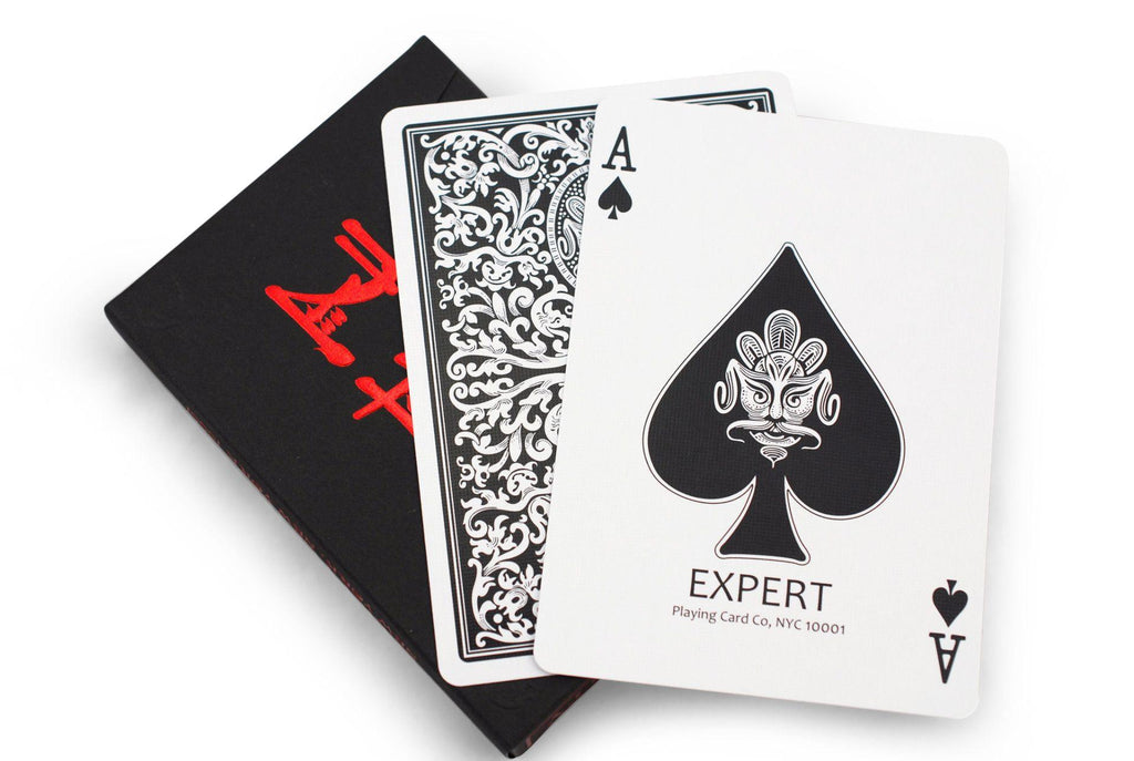 Zen Playing Cards - RarePlayingCards.com - 8