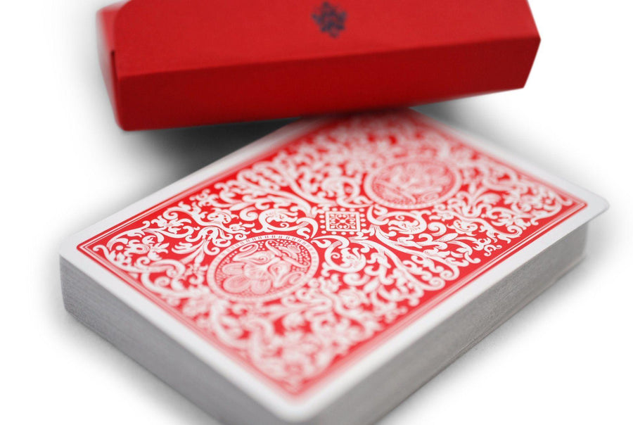 Zen Prototype Playing Cards by Expert Playing Card Co.