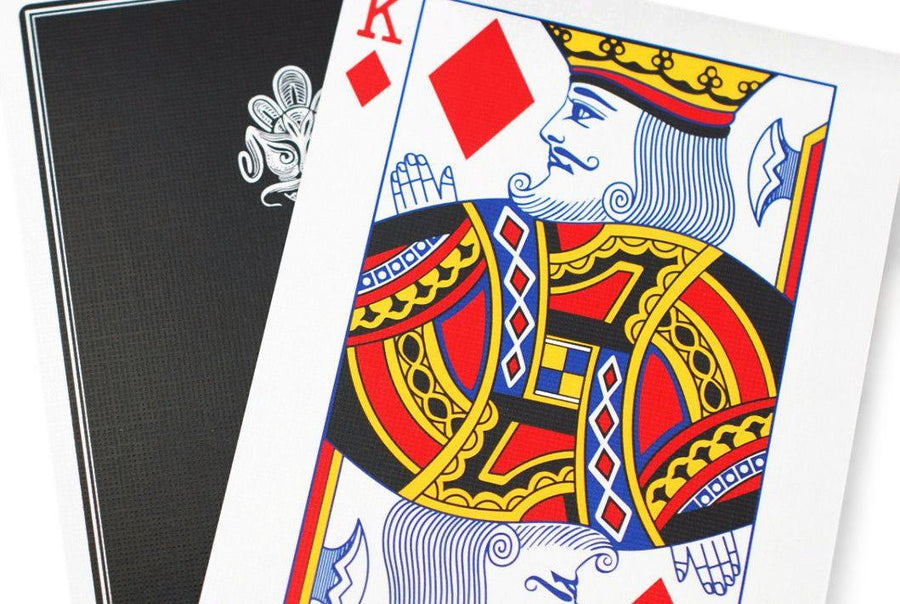 Zen Pure Playing Cards by Expert Playing Card Co.