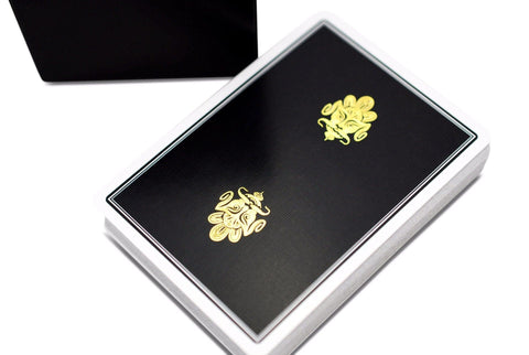 Zen Pure Gold Edition Playing Cards - RarePlayingCards.com - 1