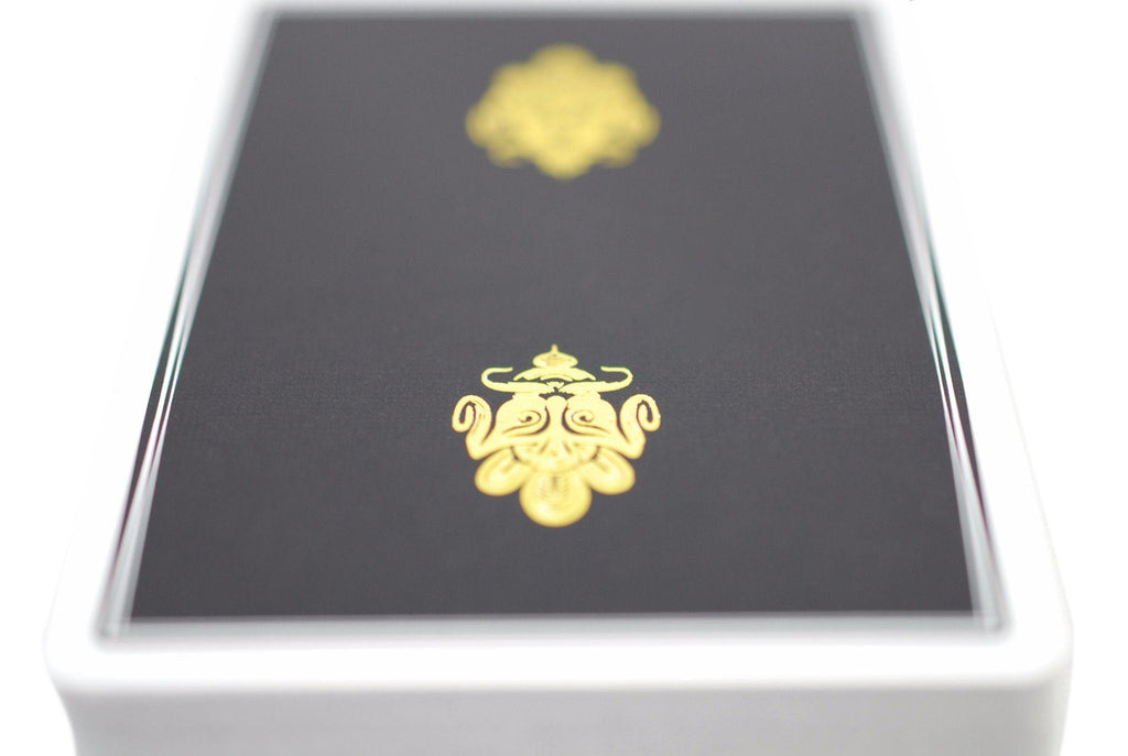 Zen Pure Gold Edition Playing Cards by Expert Playing Card Co.