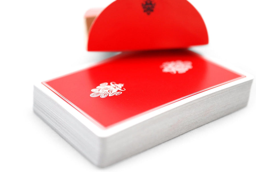 Zen Pure Prototype Playing Cards by Expert Playing Card Co.