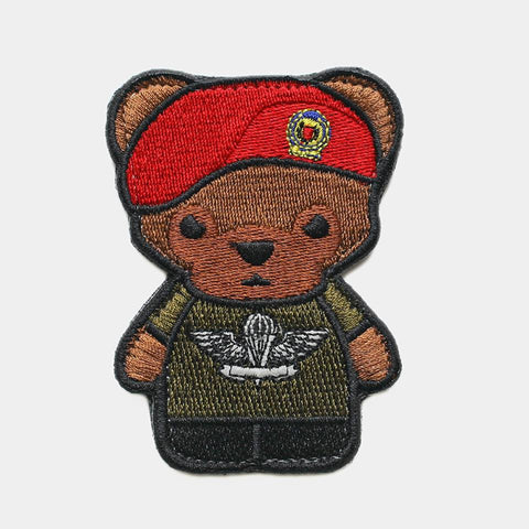 ORCA COMMANDO BEAR Morale Patch LIMITED
